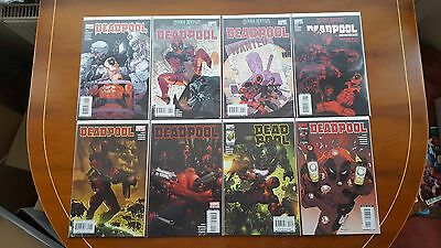 Deadpool #1 - #28  (Vol. 3,  2008-2012)