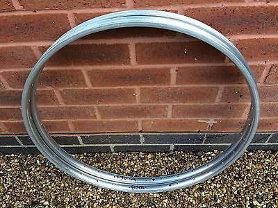 """Vintage Weinmann 650A 26 X 1 3/8"""" Alloy Rim,32 Hole, In Exc Cond.two Available"""