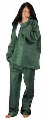 Complete Work De Polyester / PVC vert Taille Xl Protection Accident