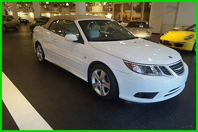 2011 Saab 9-3 Turbo4 FANTASTIC COLOR COMBO/ LOW MILES / BLUETOOTH / LAST  YEAR MADE