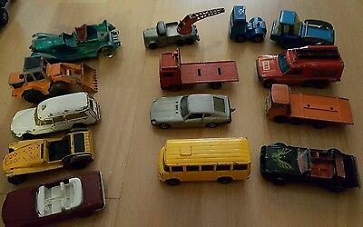 TOY CARS - MATCHBOX or other
