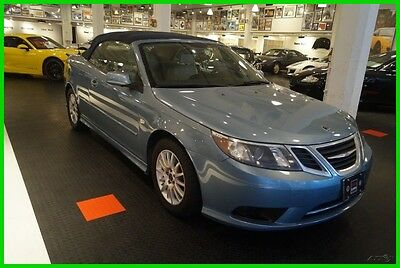 2008 Saab 9-3 2.0T Rare Ice Blue with A Blue Top.....
