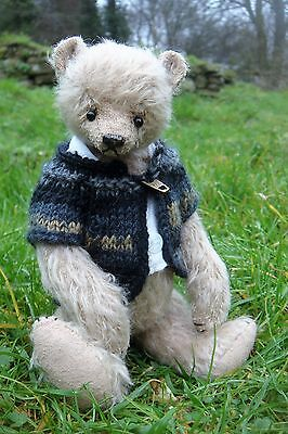 Reduced Ooak Aerlinn Bears Miniature Vintage Style Teddy Bear Esther Pepper
