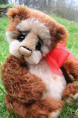 Reduced Adorable Ooak Ellen Borggreve Rare 8 Jointed Teddy Bear