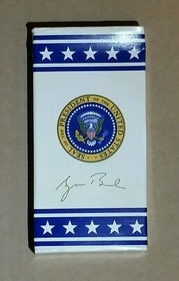 Official President George W. Bush Presidential Seal M&M's from Camp David