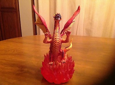 Tudor Mint Land of the Dragons- 2001 Large Fire Dragon K067