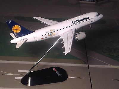 Lufthansa German Airlines Airbus A-319 D-AILU Verden 1/200 scale Star Jets