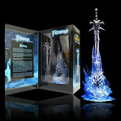 World of Warcraft Frostmourne Waffe Lich King Action Figur ca 28 cm Groß