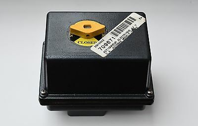 Automax Indelac actuator R4AF03/04-3 24VAC, new, tested with warranty 2 months