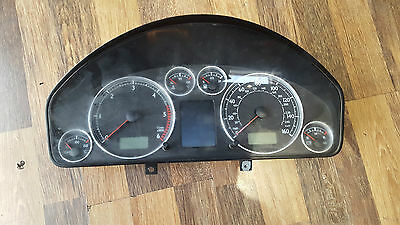 Vw Sharan , Seat Alhambra Speedo  And Instrument Cluster  7M7 920 940 L ,