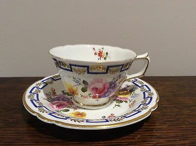 Lovely Royal Crown Derby Cup and Saucer A736