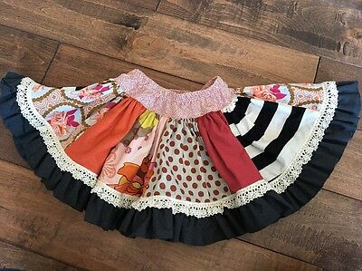 Persnickety NWT Autumn Splendor Skirt Size 2t Fall 2014