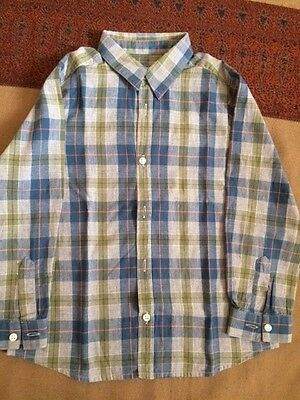 Bonpoint Boy Shirt-3 and 4 years old