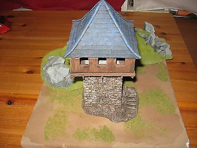 Forgeworld scenery piece: Warhammer Watchtower  out of print