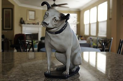 RCA Victor NIPPER Dog Estate Collection Great Detail Ceramic