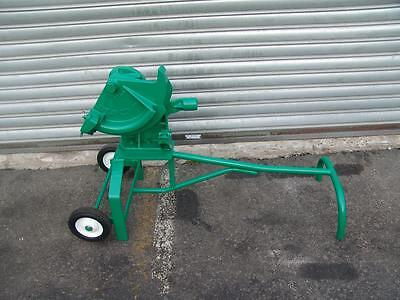 Greenlee 1801 Mechanical Pipe Bender 1 1/4  1 1/2  #3