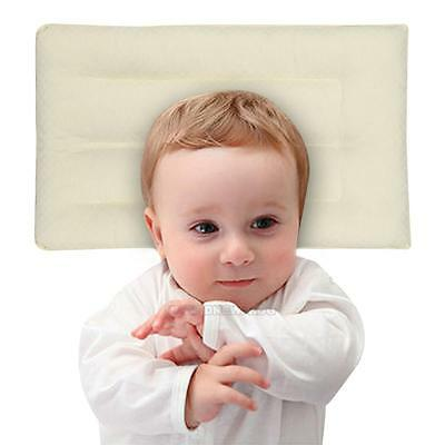 43*26cm Newborn Baby Soft Bed Cot Sleeping Pillow Infant Support Cushion Pad