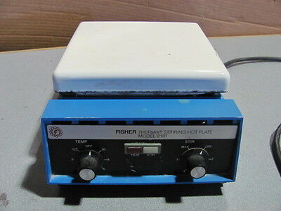 OEM Fisher Scientific Thermix Stirring Hot Plate 210T