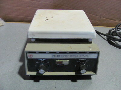 OEM Fisher Scientific Thermix Stirring Hot Plate 318