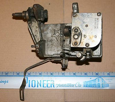 VINTAGE - UNIDENTIFIED MANUFACTURER - MOTOR No. 12A - PHONOGRAPH MOTOR