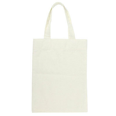 Washable Customizable Large Grocery Tote Reusable Shopping Bag Blank Canvas Bags