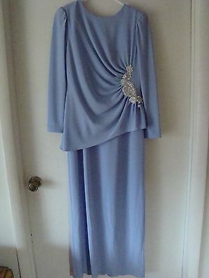 MOTHER OF BRIDE~Wedding~Formal Gown/Dress~Lavender-Orchid-Periwinkle  Size 12
