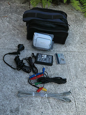 Canon MV920 Mini DV Video Camera Ex Cond Transfer tapes to PC/DVD/HDD