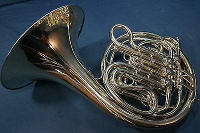 1977 Holton Farkas H-179 Professional Double French Horn w/Case and Mouthpiece