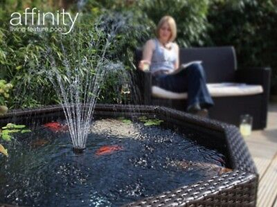 """Replacement Liner for Blagdon Affinity Halfmoon Feature Pool """"Free Delivery"""""""
