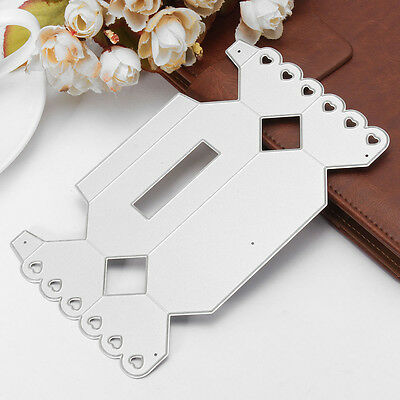 Candy Metal Cutting Dies Stencil For DIY Scrapbooking Embossing Paper Card Decor