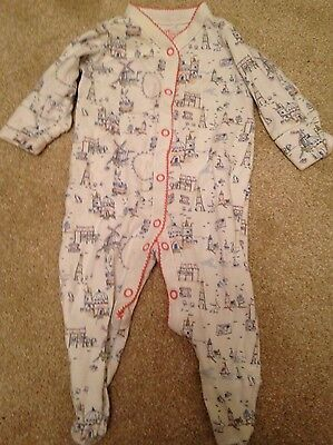 Next sleepsuit 0-3 months (up to 14lbs)