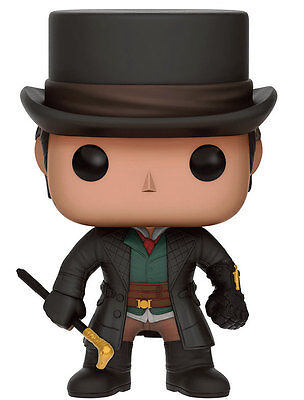 Funko Assassin's Creed Syndicate POP! Games Vinyl Figur Jacob Frye (Uncloaked)