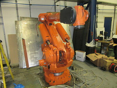 ABB 6400R M2000 2.5M 150KG robot complete with S4C+ Controller