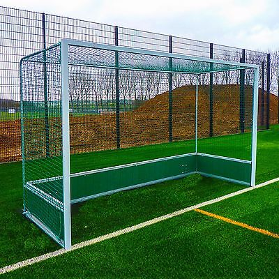 Freestanding Steel Hockey Goal – Single / Pair [Net World Sports]