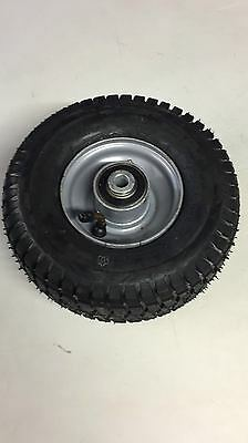 Metal Rims and Wheel with Inner Tube 9x3.50-4  x2