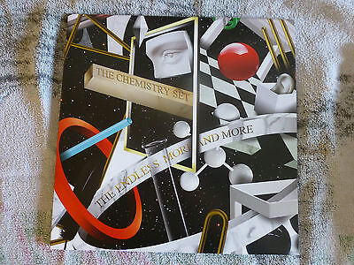 The Chemistry Set - The Endless More And More LP/Vinyl