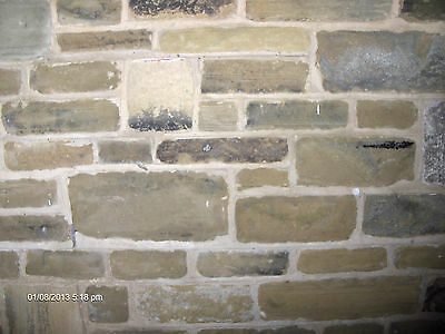 Reclaimed Yorkstone Walling Stone