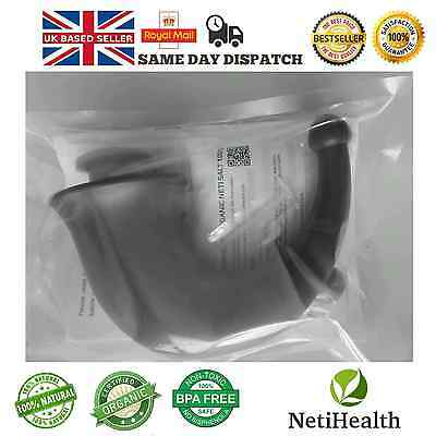 NetiHealth™ Rhino Neti Pot Kit ~ 200g Organic Certfied Neti Salt ~ UK Delivery