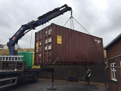 Shipping Container 20 x 8ft