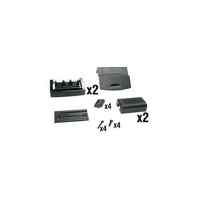 Handle & Stacking Lug & Latch 9408-L6 for Rubbermaid Pan Carrier 9408 or 9408-88