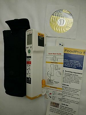 Fluke FoodPro Plus IR thermometer / Meat Probe ultimate Chef tool