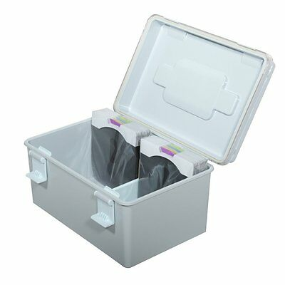 Avec 83011-710 Box to Hold up to 220 CD/DVD