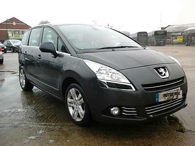 Peugeot 5008 / 3008  1.6 Hdi  Engine 9Hr Low 58K Miles 3 Month Warranty