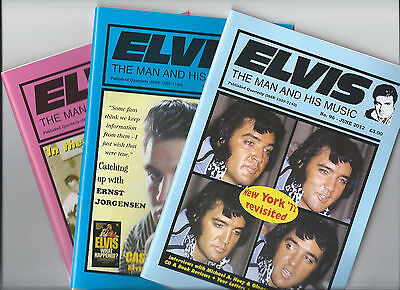 Elvis Presley - Elvis: The Man And His Music Mag - Issues 14 - 69 (Select Issue)