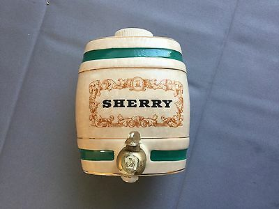 Pottery Wade Victorian Sherry Barrell