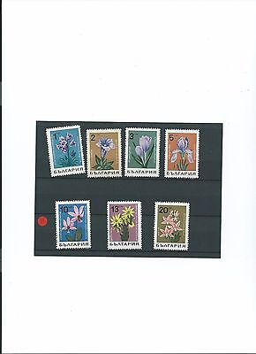 Attractive set of stamps from Bulgaria.1968. SG 1784-90