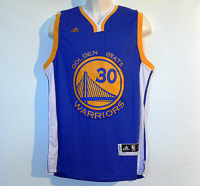 Steph Curry Trikot / Jersey - Golden State Warriors - Adidas - Swingman - NBA