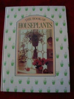 Book - The Book of Houseplants - Plant Care - Pests - Diseases