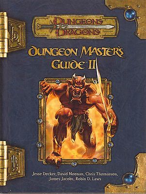 D&D Dungeon Master's Guide II 3.5 edition (Dungeons & Dragons)