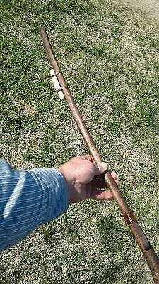Atlatl with Stone counter weight.. by River Rat